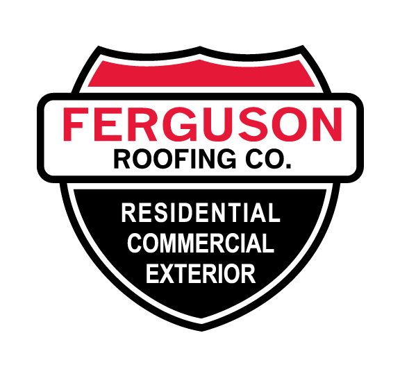 Ferguson Roofing Shield Logo