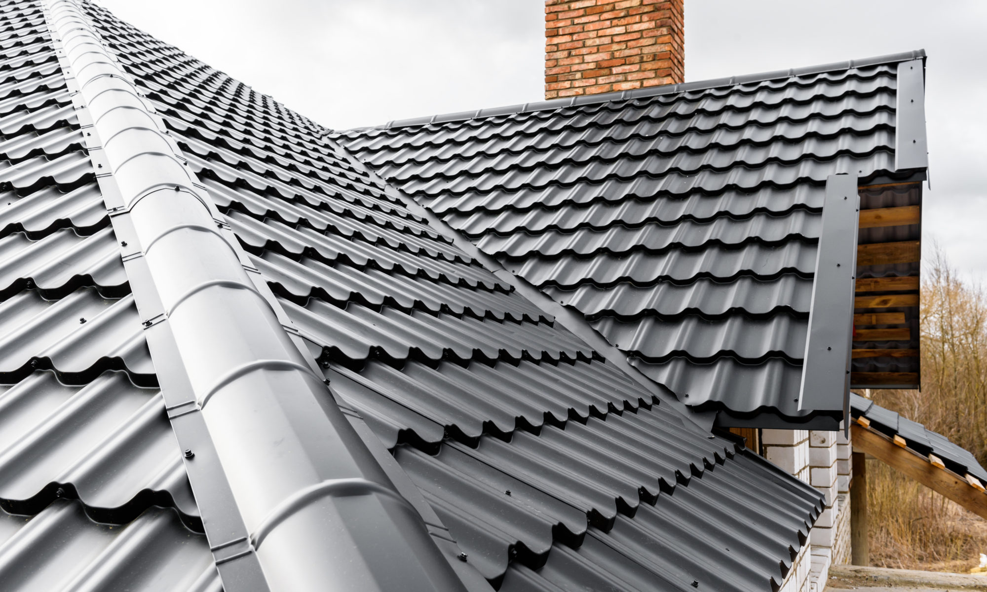 Roofing Installation Comparing Shingle Options To Metal Roofing